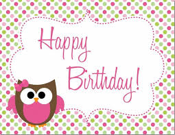 owl birthday card printable 551 best images about owl party on