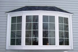 what u0027s the difference between a bay and bow window