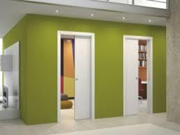 Popular Porta de Correr Embutida: Porta de Correr em Drywall | ACS Gesso  @IX39