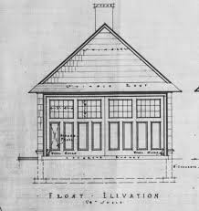 once upon a house blueprint for a colonial revival garage garage