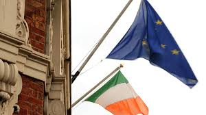 Flag Makers Ireland Ireland Should Debate Whether To Stay In Eu Says Union Chief