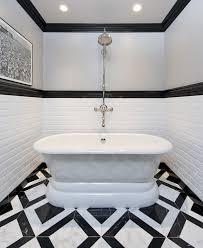42 best black u0026 white inspiration images on pinterest bathroom