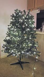 how to light ribbon and decorate a tree hometalk