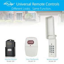 moore o matic garage door opener skylink 39 universal garage door visor remote control amazon ca