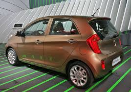 geneva 2011 all new kia picanto grows up gains 3 door variant