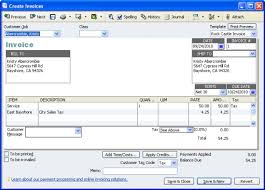 sales tax invoice importing sales tax totals on invoices and sales receipts using