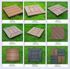 wooden patio floor tiles 4 stylish outdoor flooring materials
