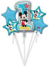 baby mickey 1st birthday baby mickey mouse decorations ebay