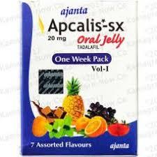 new cialis jelly known as apcalis jellies 20mg tadalafil