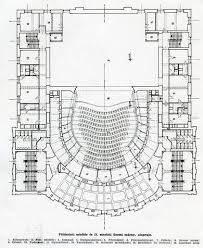 national theatre floor plan theatre database theatre architecture database projects