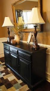 dinning black sideboard cabinet tall sideboard modern buffet table