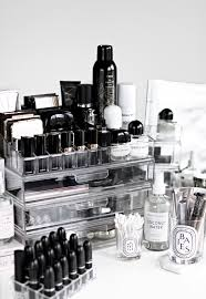 makeup storage and organization best acrylic palette holder
