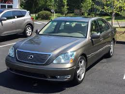 cool lava ls for sale lexus ls 430 2004 in canton manchester waterbury new haven ct