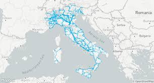 Italy Train Map Trenitalia Italy Train Tickets And Offers Wanderio