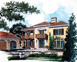 plan 56129ad spanish colonial romance spanish house plans and