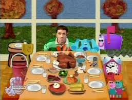 image thanksgiving jpg blue s clues wiki fandom powered by wikia