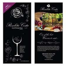 wine brochure template wine flyer template 03 chakra posters flyers