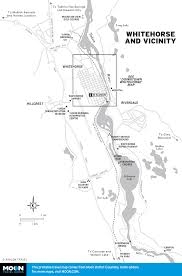 Printable Map Of North America by Printable Travel Maps Of Yukon U0026 Northwest Territories Moon Com