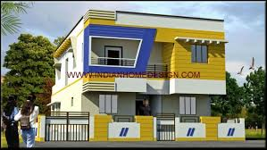 style home design simple home designs 2200 sqft tamil nadu style