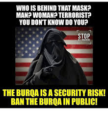 who is behind that mask man woman terrorista you don t know do you