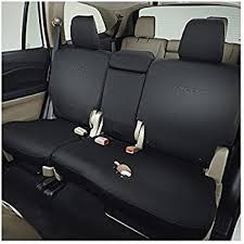 honda pilot seat covers 2014 amazon com genuine honda 08p32 sza 100a seat cover automotive