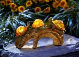 Tortoise Home Decor Solar Garden Decorative Lights Home Outdoor Decoration