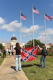 Why The Confederate Flag Is Offensive As Offensive To Many As The Swastika U0027 Protesters Spur Usm To