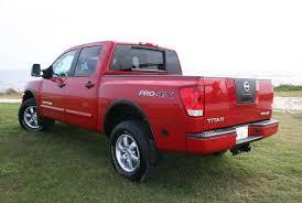 red nissan 2012 2012 nissan titan pro 4x big capability comfort truck talk