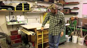 workshop ergonomics how high is your table saw u2022 woodworking