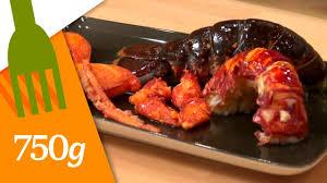 comment cuisiner un omar décortiquer un homard 750 grammes