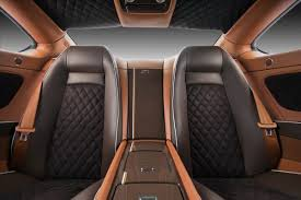 bentley interior bentley continental gt receives a custom touch by vilner