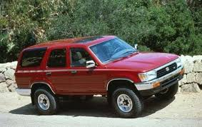 problems with toyota 4runner 1992 toyota 4runner warning reviews top 10 problems you must