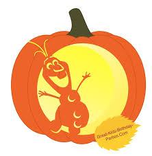 pumpkin carving template easy
