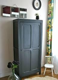 chambre à coucher ancienne chambre à coucher vintage relooker armoire ancienne peinture