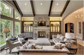 Built In Living Room Furniture Beautify Your Living Room With Built Ins