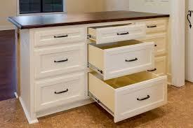Kitchen Island Drawers Kitchen Wonderful Kitchen Drawer Storage Ideas With White Wood