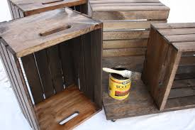 wine crate coffee table diy wooden wine crate coffee table johnson county lifestyle magazine