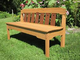 gardening bench garden benches designed by vermont furniture makers