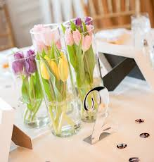 silver wedding table numbers acrylic table numbers for weddings and events standing numbers