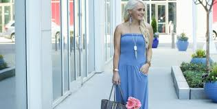my easter dress with pink lily boutique urban blonde