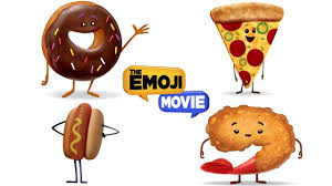 emoji movie food compilation coloring pages video for kids