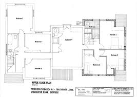 unique house plan architects small architectural house plans