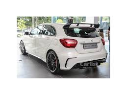 mercedes hatch amg mercedes a45 amg 2015 4matic 2 0 in penang automatic