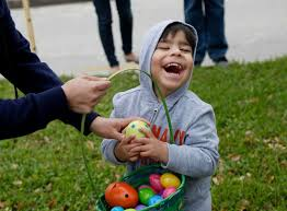 easter plays for children blind visually impaired children a blast at the beeping