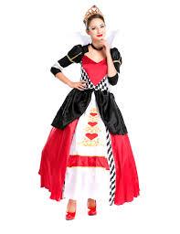 popular queen of hearts costume women buy cheap queen of hearts