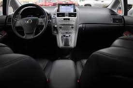 lexus hs 250h features pre owned 2010 lexus hs 250h premium sedan in santa fe a2028342p