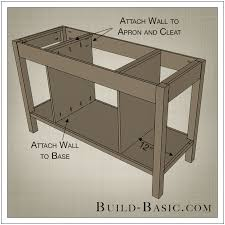 Kitchen Island Plans Diy Build A Diy Open Shelf Kitchen Island U2039 Build Basic