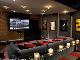 home theater interior design hillcrest urban loft modern home