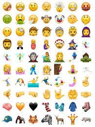 emojis android the emoji 5 0 update in june is bringing 47 new emoji