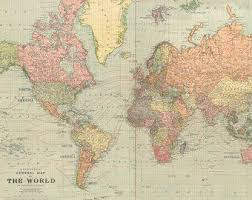 antique map world the 25 best world maps ideas on vintage world